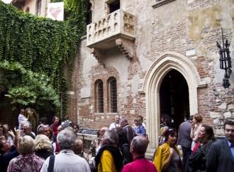 El balcón de Julieta: un destino lleno de romanticismo