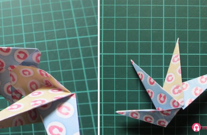 Origami: Estrella | Mujer.com.uy