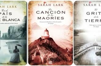 Sarah Lark: Libros de época