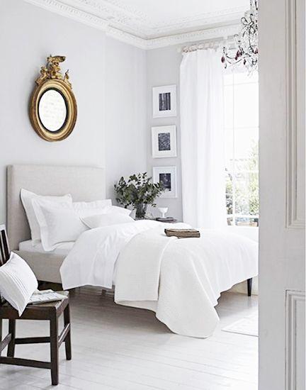 Dormitorios blancos ltima tendencia - Dormitorios blancos ...