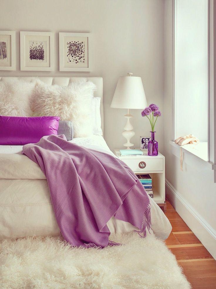 Dormitorios blancos, última tendencia   Mujer.com.uy