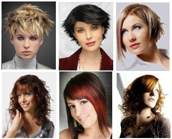Tendencias en cortes de cabello y coloración