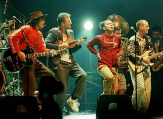 Para no perderse: Emir Kusturica y The No Smoking Orchestra en Montevideo