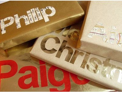 Envolver regalos navide os en forma original - Ideas para envolver regalos navidenos ...