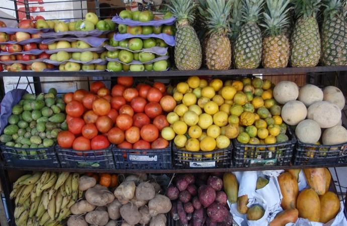 Comida natural vs. Comida procesada