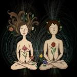 Ilustracion para meditación