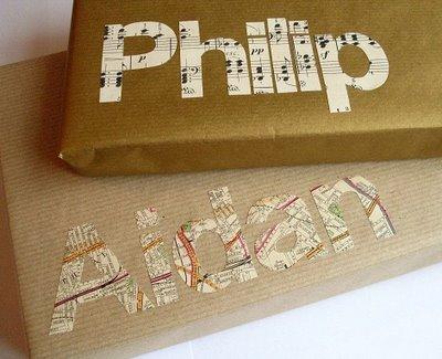 envolver regalos navideos de forma original