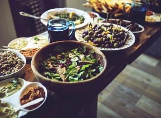 Tres ensaladas para comer en invierno