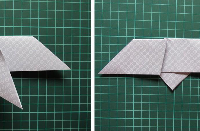 Murciélago | Origami Halloween