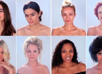 El maquillaje a través del tiempo