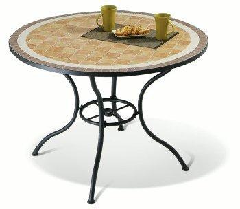 Pin mesa de jarda n aluminiojpg on pinterest - Mesa de jardin ...