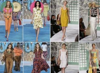 Moda: colección Crucero 2008-2009