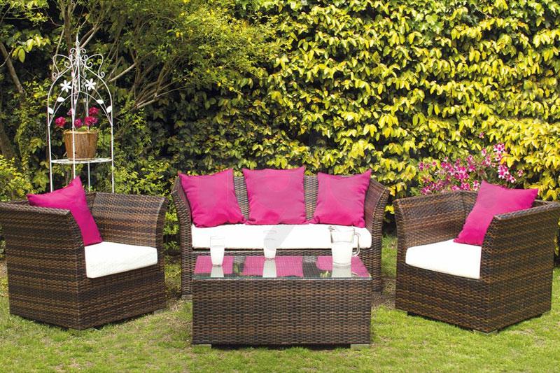 Muebles de jard n for Rebajas muebles de jardin
