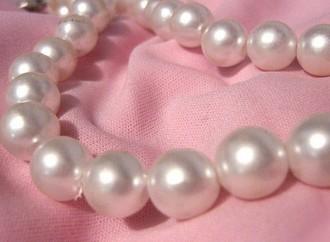 Moda: Collares de perlas