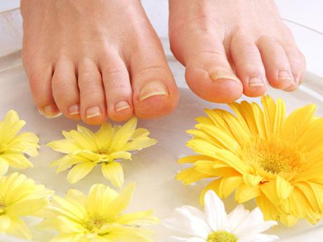 Los cuidados que tus pies se merecen