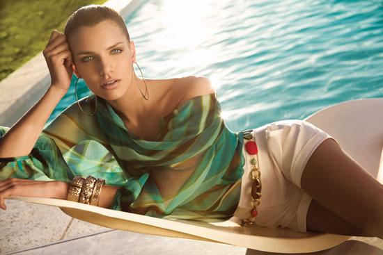 Tendencias de la moda: elegante verano en Portsaid