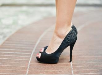 Caminar cómodamente con tacos altos, es posible?