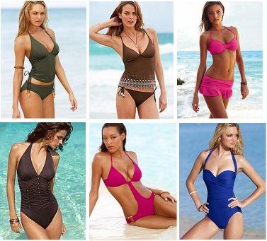 Trajes de baño: ¿bikini, trikini, tankini o malla?