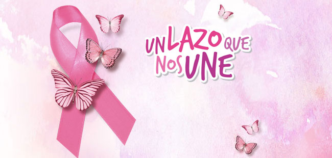 Campaña en América Latina para la prevención del cáncer de mama