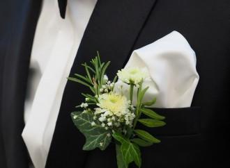 Un importante protagonista de la ceremonia: el padrino de boda
