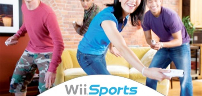 Ejercitate con tu Wii